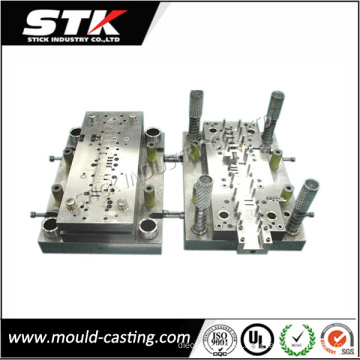Moldeo por presión / moldeado de la inyección plástica de alta precisión del CNC