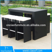 Indonesian High Quality Bar Furniture Stool Set