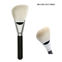 Angled-Shaped Luxe Face Finish Powder Brush (F100)