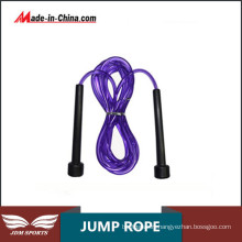 Fitness Professional Aerobic Exercise Jump Leather Ropes Tricks