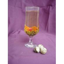 Fleur chanceux (thé artistique, thé fleurissant, thé artificiel)