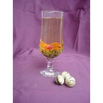 Lucky Blume (künstlerische Tee, Blooming Tea, künstliche Tee)