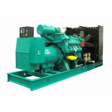 1200rpm 60Hz Middle Speed Electric Generators 1320kw/1650kVA