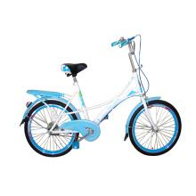 Tacos de acero marco bicicleta de ciudad de 28 pulgadas