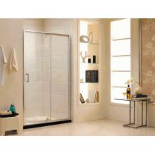 Pantallas portátiles de la ducha del cuarto de baño de la puerta corredera (P13)