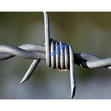 Firm and Long Life Barbed Wire (factory)