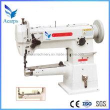 Máquina de costura industrial automática de camisa para saco superior de sapato de etiqueta de tecido