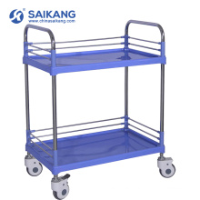 SKR004 Hospital Cheap ABS Medical Economic Treatment Trolley