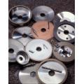 Precision Plated Diamond / CBN Ferramentas, moagem rodas