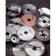 Precision Plated Diamond / CBN Tools, Grinding Wheels