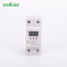 Automatic electric over&under voltage protector regulator voltage stabilizer