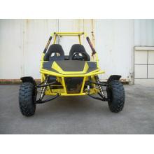 150cc dos asientos e impulsión de cadena adultos carreras Go Kart (KD 150GKM-2)