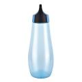 850ml Garrafa de água feita sob encomenda de tritan com forma de berinjela, garrafa de água livre de BPA
