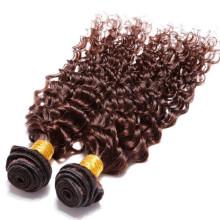 china quality deep wavy 5a 100% unprocessed one donor virgin peruvian human hair