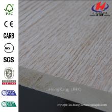 96 en x 48 en x 5/8 en el tablero común popular de la extremidad del abeto de la importación