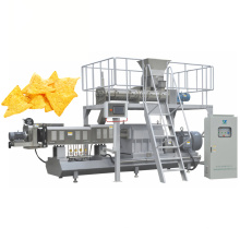 tortilla chips doritos triângulo máquina extrusora de chips de milho