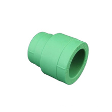 DN20-110 Green Hot And Cold Water Supply PPR Pipes  Fittings