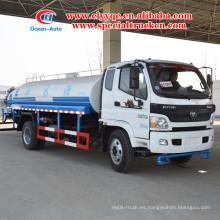 Foton Aumark EURO 3 10000L cisterna de agua camión venta