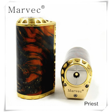 Priest vape box mod spänning ecigs E Cigarette