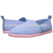 Moda Senhoras Belly Shoes 2016 Mulheres Punched Flat Trabalhando Casual Shoe