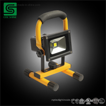 Battery Powered Rechargeable LED Floodlight Camping Emergency Light