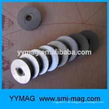 Sinter Alnico Magnetring Industriemagnet für Kilometerzähler / Geschwindigkeitsmesser