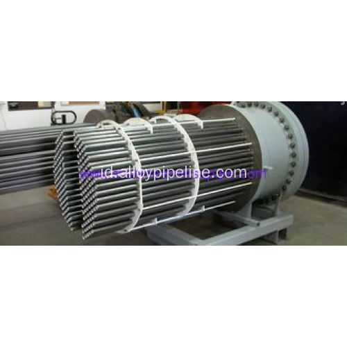 Tube Heat Exchanger Incoloy 925