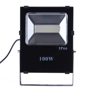 100W Flutlicht mit schlankem Gehäuse
