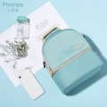 Yicai Breastmilk Cooler Storage Backpack-Blue