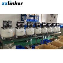 zzlinker Compresseur d'air sans huile dentaire à bas prix 545W LK-B21