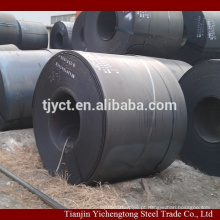 Bobina de aço laminada a quente SS400 / A36