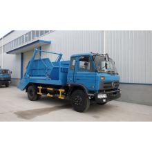 Camión de basura compactador volquete de 8 CBM Dongfeng