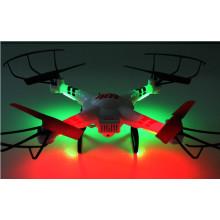 4 canales y 6 ejes RC Aircraft Min Drone con giroscopio de 6 ejes, drones con cámara HD y paquete de caja GPS en