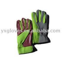 ПУ перчатки сад перчатки рабочие перчатки труда перчатки промышленные перчатки