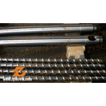 Single Screw Barrel for Different Extruders