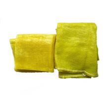 Recyclable polyethylene mesh net bag for onion potato fruit packing