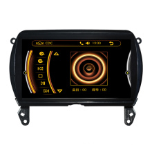 Vidéo de voiture pour BMW Mini navigation GPS Bluetooth Lecteur MP3 / MP4 TV
