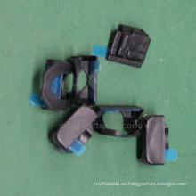 Junta de goma de silicona de precisión con cinta adhesiva adhesiva de 3 m