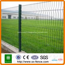 Clôture soudée certifiée Iso 9001