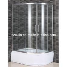 CE-zertifizierte gehärtetes Glas Dusche (E-22L)