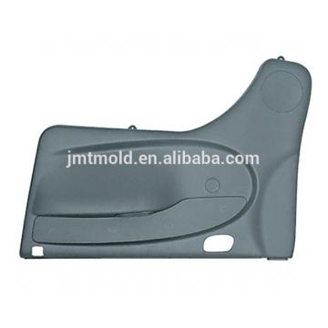 Precio barato personalizado enclavamiento plástico China molde panel de la puerta