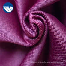 loop velvet fabric poly knit fabric
