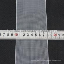 Cinta transparente de la cortina de 80m m, cinta de nylon de la cortina
