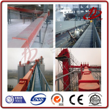 Silo dome storage fluidised floor open cloth Air slide fabric