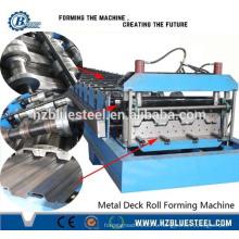 Стальная конструкция Бетон Половая доска для полотенец Рулонная машина для производства стальных полос