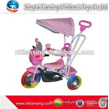 2014 новый дешевый трицикл ребенка / пластиковый трехколесный велосипед детей велосипед / детская прогулочная коляска дети коляска taga велосипед beisier велосипед