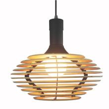 Lámpara colgante de madera de diseño moderno (KAM-P1001A)