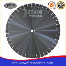 Lámina de diamante de arenisca de 600 mm con una larga vida de corte