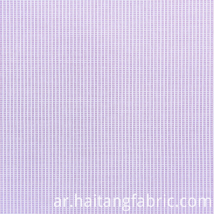 Polyester Shirt Fabric Bamboo Check Fabric