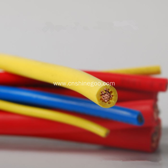 Copper conductor PVC insulated twisted flexible cord